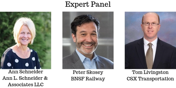2019 February Luncheon Expert Panel