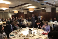 Luncheon, April 18, 2018